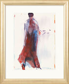 """Bild """"Flamencotänzerin"""", gerahmt"""