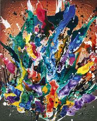 "Bild ""abstract IV"" (2017) (Unikat)"