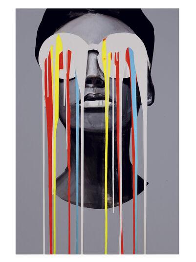 """Edyta Grzyb: Bild """"Flowing Dreams"""" (2015)"""
