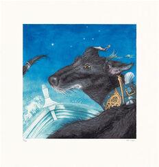 "Bild ""Captain Ahab's Navigator"" (2013), ungerahmt"