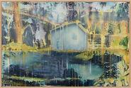 """Bild """"Lough Corrib"""" (2013) (Unikat)"""