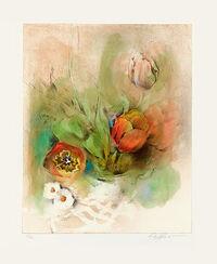 """Bild """"Tulpen"""" (2005), ungerahmt"""
