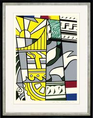 """Bild """"Bicentennial Print"""" (1975/76)"""