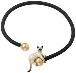 "Necklace ""Siamese Cat"""