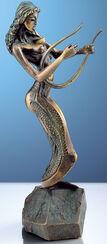 """Scupture """"Lake View"""", bronze"""