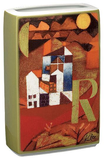 "Paul Klee: Porzellanvase ""Villa R. 1919"""