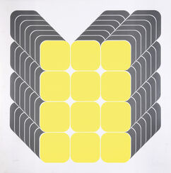 """Bild """"Ohne Titel IV"""" (1970)"""