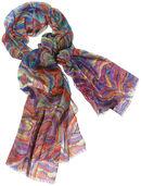 """Pashmina shawl """"Rainbow"""""""