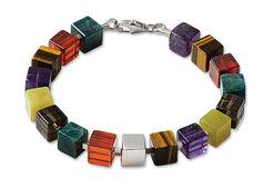 "Bracelet ""Cube"""