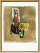 """Bild """"Prodige"""" (1983), gerahmt"""