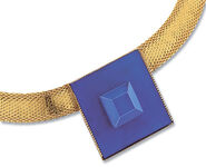 Necklace 'Blue Dream'