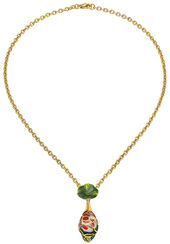 "Necklace ""Rose"" - after Louis C. Tiffany"