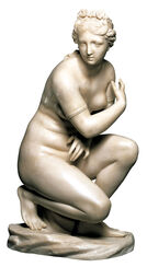Cowering Aphrodite