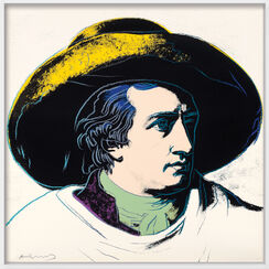 """Bild """"Goethe II.272"""" (1982)"""