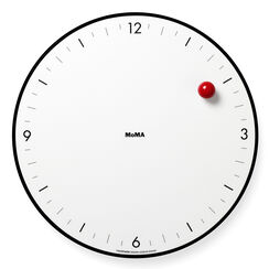 "Wall Clock ""Timesphere"""