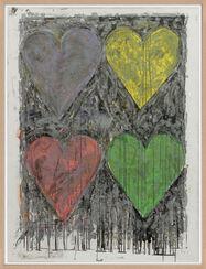 """Bild """"Four Hearts in Silver"""" (2007)"""