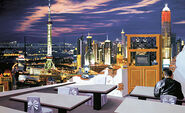 "Bild ""Shanghai II"", ungerahmt"