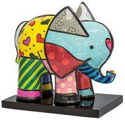"""Skulptur """"Elefant Tonio"""", Kunstguss"""