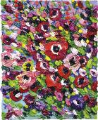 """Bild """"Blumenstrauß rot"""" (2016) (Unikat)"""