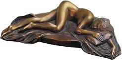 "Sculpture ""La favorita di notte"", version in bronze"