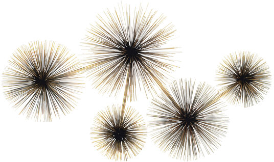 "C. Jeré: Wandskulptur ""Urchin"""