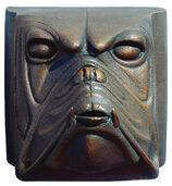 """Skulptur """"Pollux"""", Bronze"""