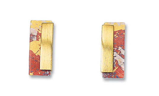 Kreuchauff-Design: Stud earrings 'Amourette'