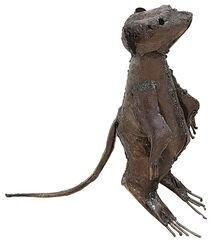 Garden figure 'Meerkat' (small version)