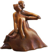 "Dancing Couple ""Quick Step"", 2002"