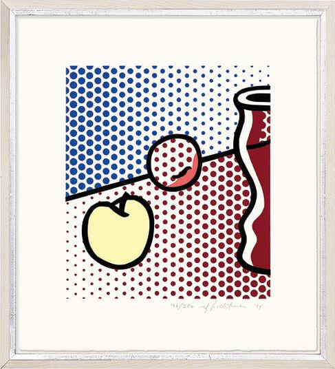 """Roy Lichtenstein: Bild """"Still Life with Red Jar"""" (1994)"""