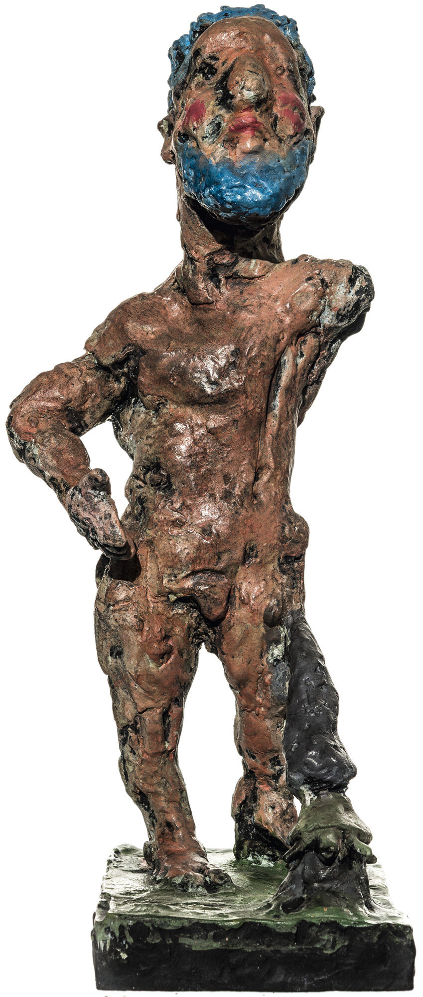 Markus lüpertz sculpture quot hercules  ars mundi