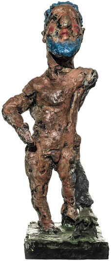 "Markus Lüpertz: Skulptur ""Herkules"" (2016)"