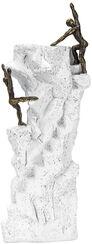 """Skulptur """"Hindernisse überwinden"""""""