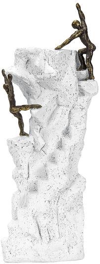 """Gerard: Skulptur """"Hindernisse überwinden"""""""