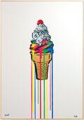 "Bild ""Cherry on Top (I scream, you scream, we all scream for ice cream)"" (2015)"