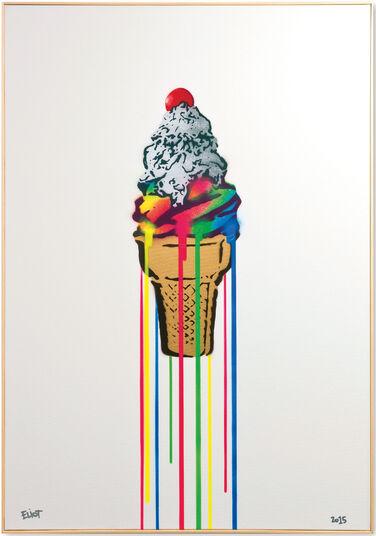 "Eliot: Bild ""Cherry on Top (I scream, you scream, we all scream for ice cream)"" (2015)"