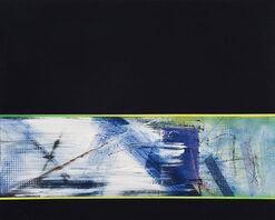"Bild ""Ohne Titel"" (2007/2009) (Original / Unikat), ungerahmt"