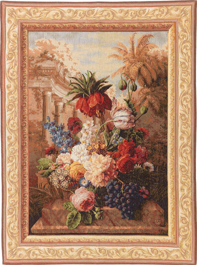 """Tapestry """"Bouquet Exotique"""""""