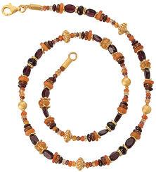 "Necklace ""Mandarin"""