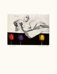 """Bild """"Natur"""" (2008), ungerahmt"""