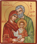 "Picture icon ""Holy Family"""