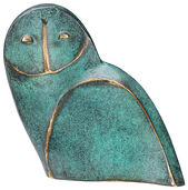 "Sculpture ""Owl"", bronze"