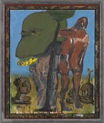 """Bild """"Bild zur deutschen Geschichte"""" (2006 - 2008) (Unikat)"""