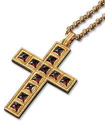 Sissi-Kreuz an Kette