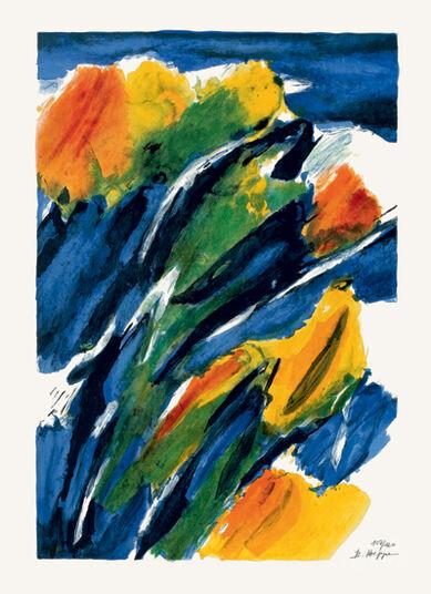 "Brigitte Hoeppe: Bild ""Herbst"" (2006)"