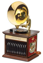 Gramophone Including 12 Artistic Songs