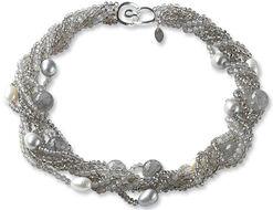 """Necklace """"Silver Queen"""""""