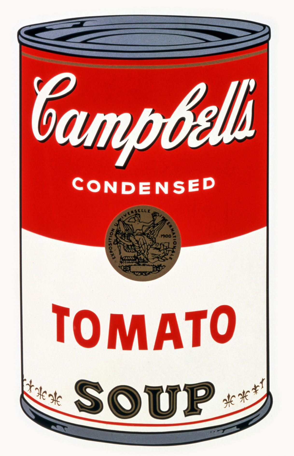 andy warhol bild campbell s soup onion 1968 artes. Black Bedroom Furniture Sets. Home Design Ideas