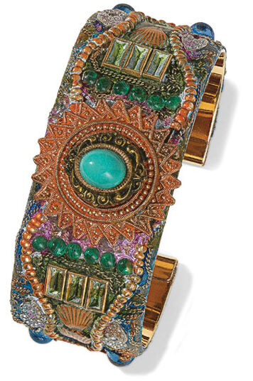 "Petra Waszak: Bracelet ""Baroque"