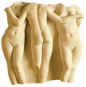 "Replica ""The Three Graces"""